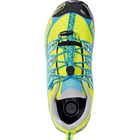 La Sportiva Falkon Low Shoes Youth Sulphur/Blue